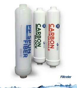 su arıtma cihazı filtre