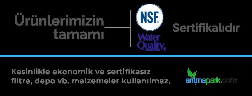 NSF ÜRÜN KALİTESİ
